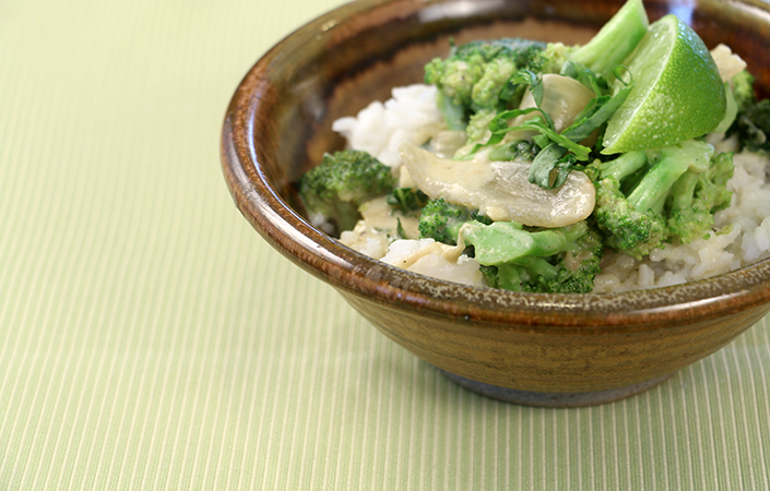Greenest Curry