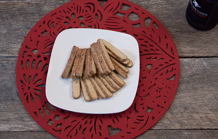 Cider Marinated Tempeh
