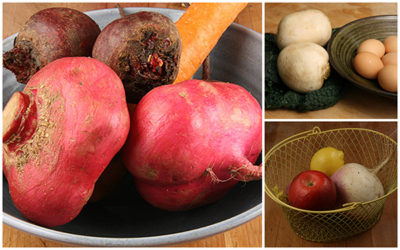 All About Turnips