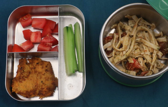 CSA Inspired School Lunches