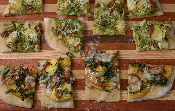 Fall Flatbread