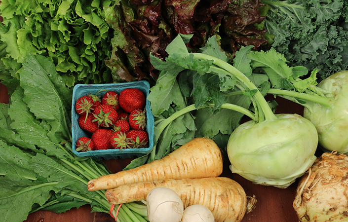8 Ways Joining Our CSA Will Help You Eat Healthier in the New Year