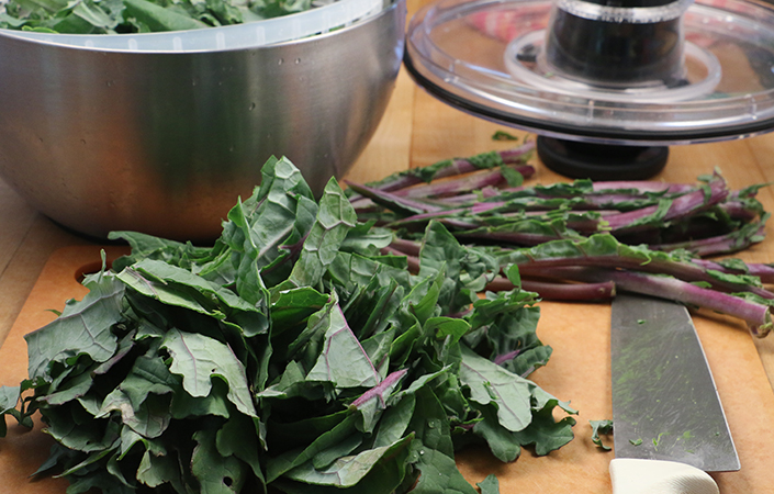 How to Cook Greens Without a Recipe