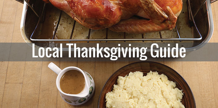 Local Thanksgiving Guide