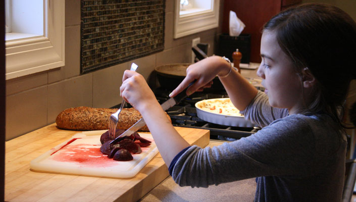 Promoting Healthy Habits – Elementary Age