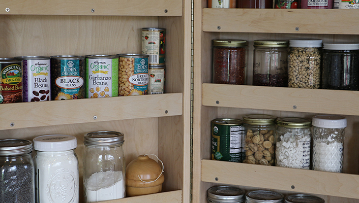 Stocking Your Pantry for Easy CSA Meals