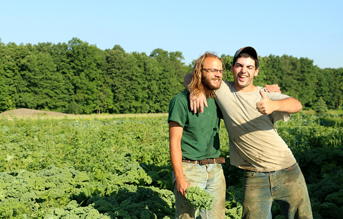 Refer a Friend to Our CSA!