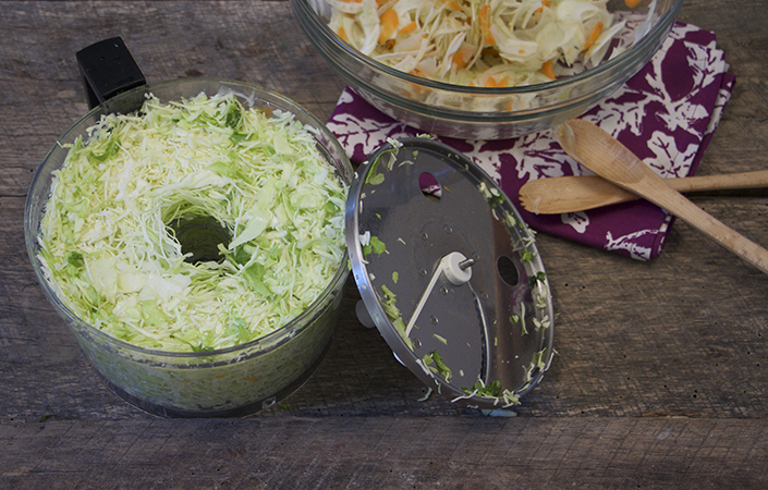 Lemon Fennel Slaw